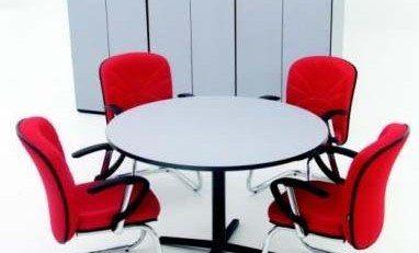 Mesa de Reunião Redonda básica, Mesa de Reunião Redonda SP