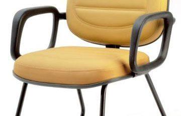 Cadeira para obesos, fixa, cadeira de escritório SP