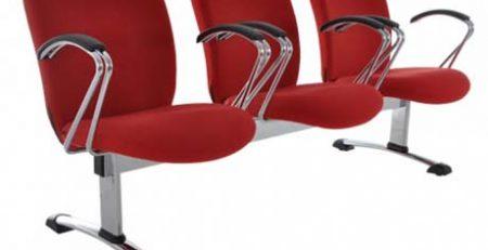 Longarina para escritório, cadeiras para escritório em SP