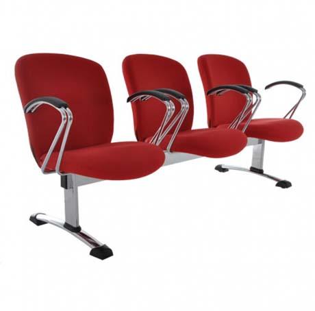 Longarina Italic - Cadeiras e Poltronas Para Escritório - Moveis para Escritorio SP