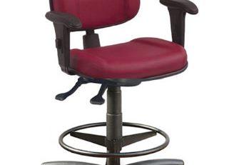 Cadeira caixa ergonomica, cadeira caixa com braços