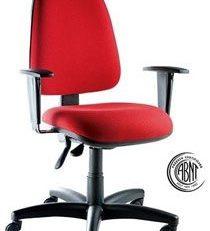 Cadeira Para Computador Presidente - Vermelha