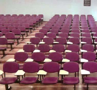 Longarina Universitária para Auditório AV - Cadeira Universitária - Moveis para Escritorio SP