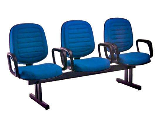 Longarina para Obesos - Cadeiras para obesos - Moveis para Escritorio SP