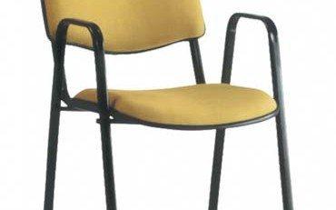 Cadeira Empilhável com Braços para Auditório, Cadeira Empilhável com Braços Estofada, Cadeira Empilhável SP
