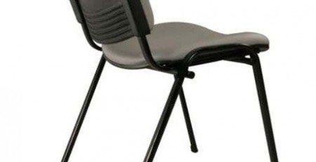 Cadeira Empilhável Estofada, Cadeira Empilhável Universitária