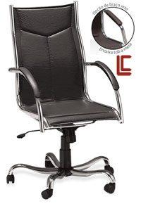 Cadeira Presidente Croma Sent - Cadeira Presidente - Moveis para Escritorio SP