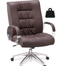 Cadeira giratória para obesos, cadeira para 160 kg, cadeira de escritório, móveis para escritório em SP