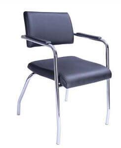 Cadeira Fixa Slim - Cadeira Fixa Visita - Moveis para Escritorio SP