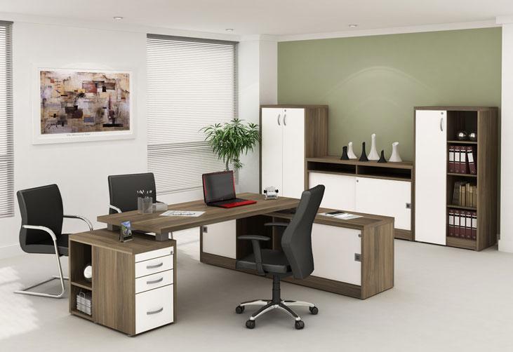 Mesa Executiva Premium - Mesas Para Diretoria - Moveis para Escritorio SP
