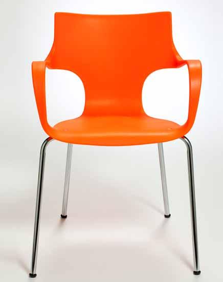 Cadeira Design Jim - Cadeira de plástico - Moveis para Escritorio SP