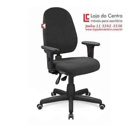 Cadeira Operacional Capa - Cadeira Para Computador - Moveis para Escritorio SP