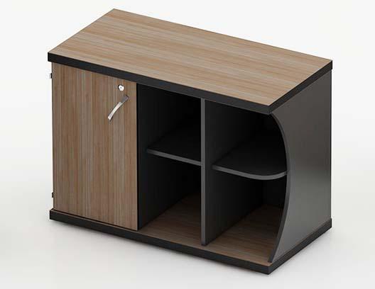 Feira De Artesanato Zona Sul ~ armario para escritorio baixo com nicho Móveis para