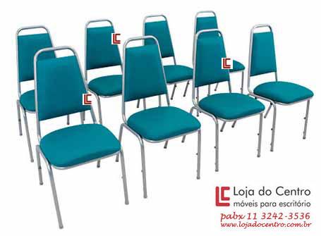 Cadeira Auditório Hotelaria STH - Poltronas para auditório - Moveis para Escritorio SP