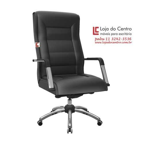 Cadeira Presidente Real - Cadeira Presidente - Moveis para Escritorio SP