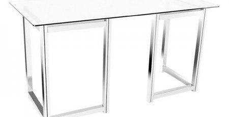 Mesa de Vidro Escritório SP, Mesa de Vidro para consultório sp