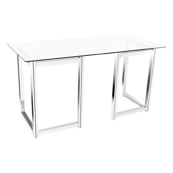 Mesa de Vidro Escritório - Acessórios / Complementos Móveis para Recepção - Moveis para Escritorio SP