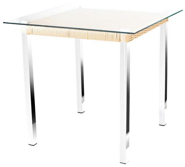 Mesa de Vidro com Junco - Acessórios / Complementos Móveis para Recepção - Moveis para Escritorio SP