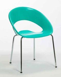 Cadeira Fixa Plástica One - Cadeira de plástico - Moveis para Escritorio SP