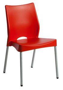 Cadeira Plástica Empilhável MB - Cadeira de plástico - Moveis para Escritorio SP