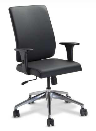 Cadeira Presidente Slim 2 - Móveis para escritório em SP