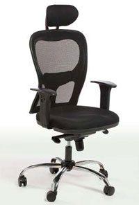 Cadeira para obesos Tela - Cadeira Presidente - Moveis para Escritorio SP