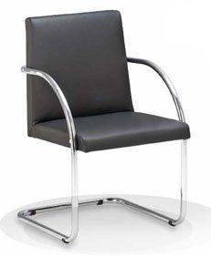 Cadeira Fixa para Recepção Sent - Cadeira Fixa Visita - Moveis para Escritorio SP