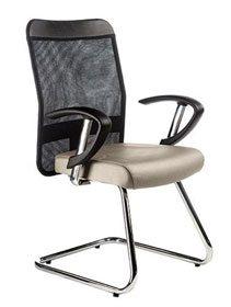 Cadeira Fixa Tela Up - Cadeira Fixa Visita - Moveis para Escritorio SP