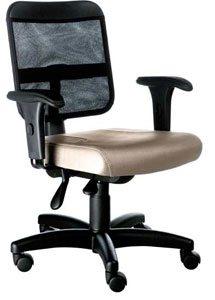 Cadeira para computador Tela - Cadeira executiva / secretária - Moveis para Escritorio SP