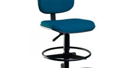 Cadeira caixa alta, cadeira de escritório, móveis para escritório em SP