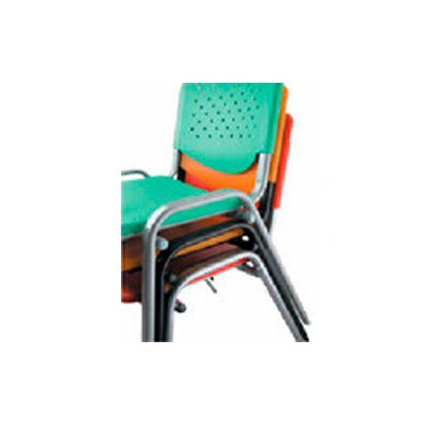 Cadeira Empilhável Class - Cadeira de plástico - Moveis para Escritorio SP