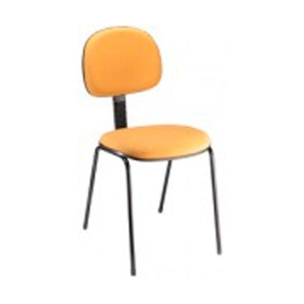 Cadeira Secretária Fixa - Cadeira Fixa Visita - Moveis para Escritorio SP