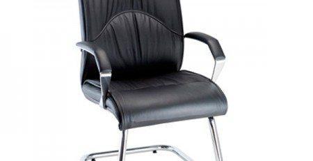 Cadeira Fixa Top Couro, Cadeira Fixa Top Premium