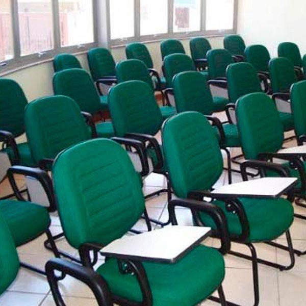 Cadeira Universitária para Auditório - Cadeira Universitária - Moveis para Escritorio SP