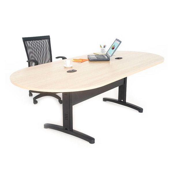 Mesa de Reunião Genius - Destaque Mesas - Moveis para Escritorio SP