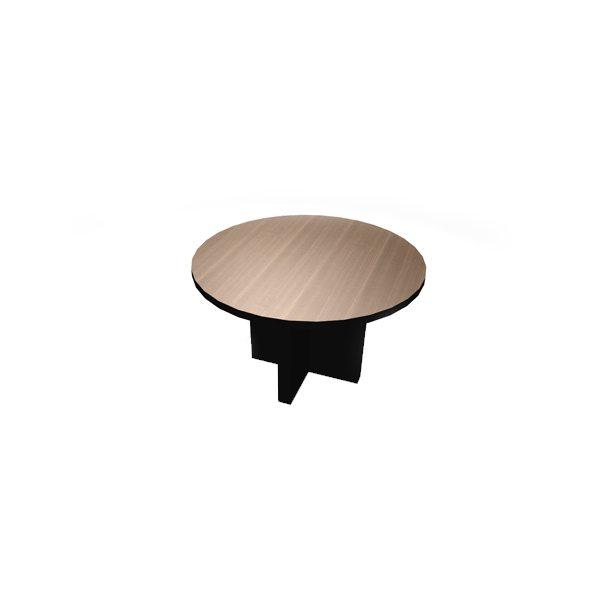 Mesa de reunião redonda 40mm - Mesas para Reunião - Moveis para Escritorio SP
