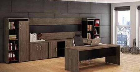 mesa executiva 40mm, móveis para escritório em sp