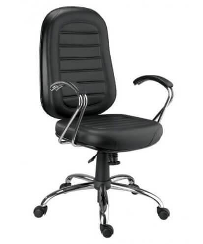 Cadeira Presidente Com Gomos - Cadeira Presidente - Moveis para Escritorio SP