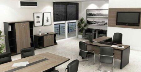 Mesa diretor, mesa diretoria, móveis para escritório em SP