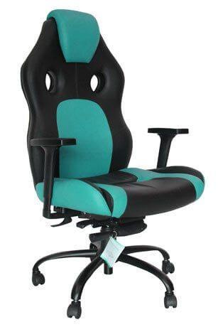 Cadeira Gamer Turquesa - Cadeira Gamer - Moveis para Escritorio SP