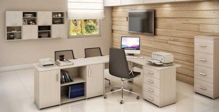Mesa Para Escritório PR 25mm - Detalhe