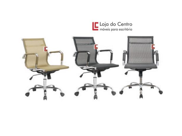 Cadeira Diretor Tela Design, Cadeira Diretor Tela SP