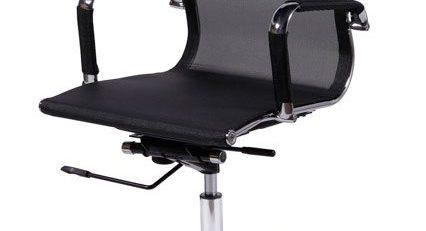 Cadeira Diretor Tela Preta Design, Cadeira para Escritório SP, móveis para escritório sp