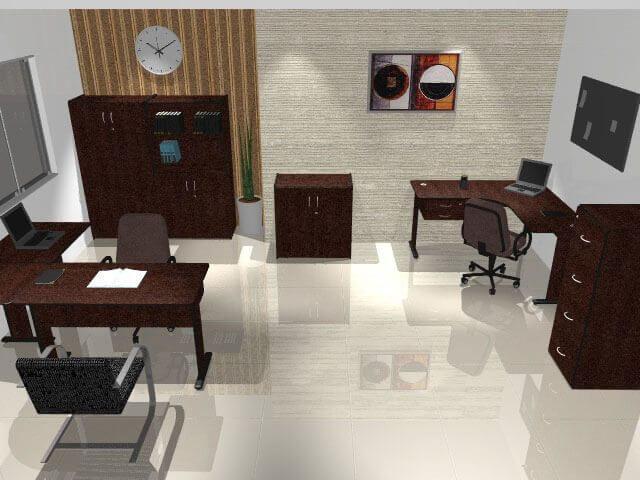 Móveis Planejados Para Escritório - Home Office