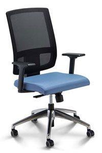 Cadeira presidente tela BR - Cadeira Presidente - Moveis para Escritorio SP