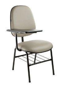 Cadeira universitária LI com prancheta fixa - Cadeira universitária - Moveis para Escritorio SP