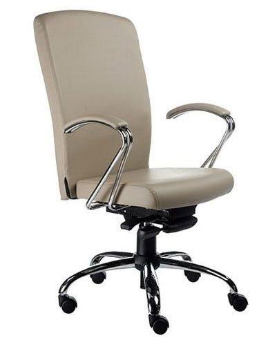 Cadeira Presidente Reclinável - Cadeiras luxo - Moveis para Escritorio SP