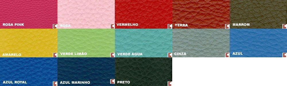 cores para cadeiras de escritório