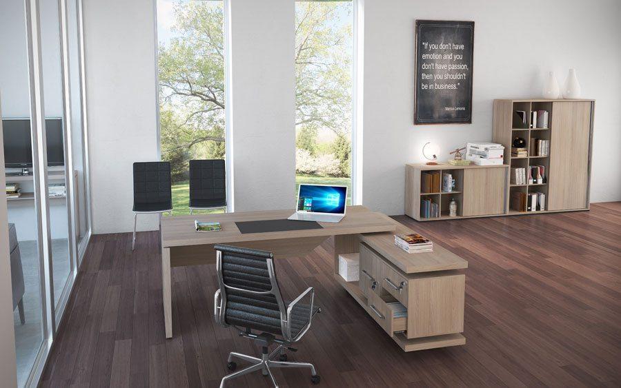 Mesa executiva, mesa gerente, móveis para escritório em SP