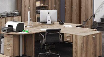 Estação de trabalho, mesa de escritório, móveis para escritório em SP